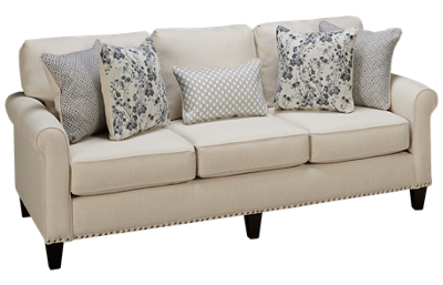 Fusion Furniture Morgan Sofa