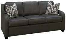 Capris Scroll Arm Sofa