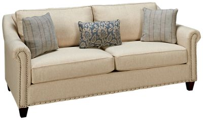 Klaussner Home Furnishings Langley Klaussner Home Furnishings Langley Sofa    Jordanu0027s Furniture