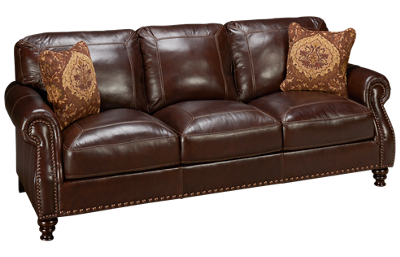 Simon Li Solena Leather Sofa