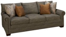 Huntington House Roll Nail Sofa