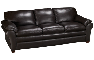 Futura Hogan Leather Sofa