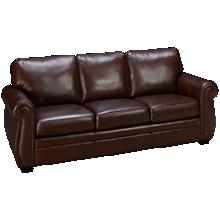 Palliser Borrego Leather Sofa