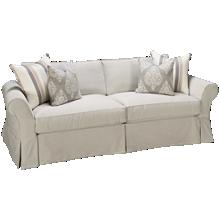 Four Seasons Alyssa Sofa with Slipcover