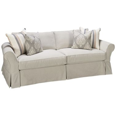 Four Seasons Alyssa Sofa With Slipcover Product Image Unavailable