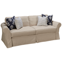 Four Seasons Alyssa 2 Seat Sofa with Slipcover