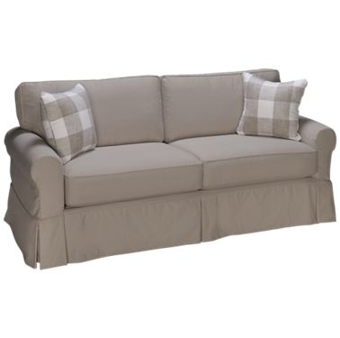 Four Seasons Alexandria Sofa With Slipcover Product Image Unavailable