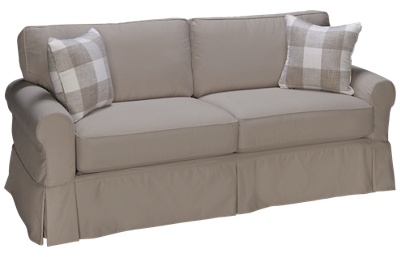 Four Seasons Alexandria Sofa with Slipcover