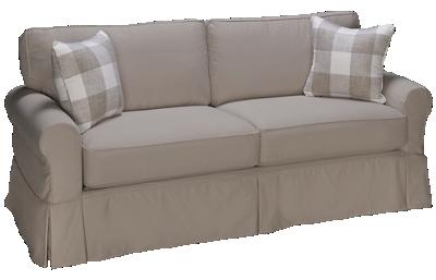 Four Seasons Alexandria Sofa with Slipcover