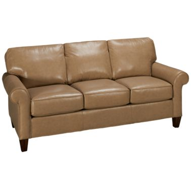 Pleasant Flexsteel Westside Leather Sofa Evergreenethics Interior Chair Design Evergreenethicsorg