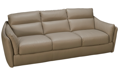 Natuzzi Editions Affetto Leather Sofa
