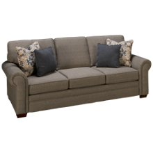 Klaussner Home Furnishings Ronaldo Sofa