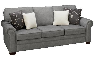 Klaussner Home Furnishings Ronaldo Sofa