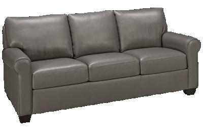 American Leather Savoy Leather 3 Seat Sofa