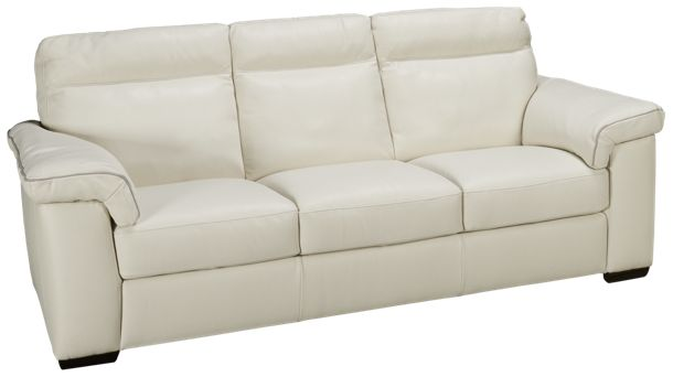 Natuzzi Editions Delaney Leather Sofa Jordan S Furniture