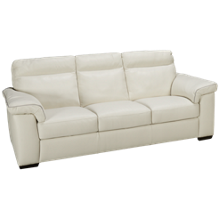 Natuzzi Editions Brivido Leather Sofa