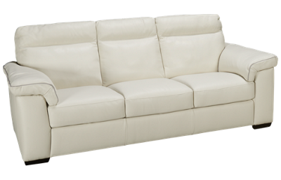 Natuzzi Editions Delaney Leather Sofa