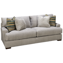 Klaussner Home Furnishings Gunner Sofa