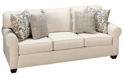 Klaussner Home Furnishings Canter Sofa
