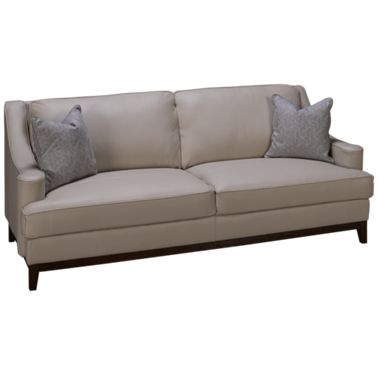 Kuka Boston Leather Sofa Product Image