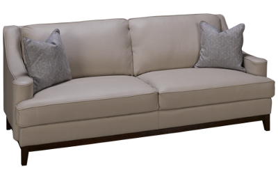 Kuka Boston Leather Sofa