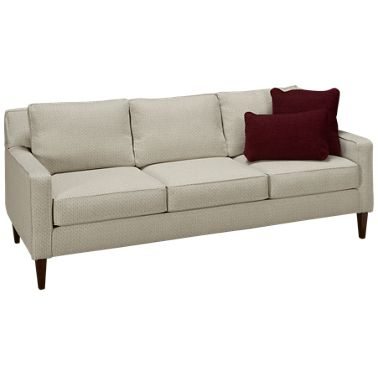 Klaussner Home Furnishings Noho Sofa
