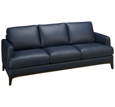 Natuzzi Editions-Antonio-Natuzzi Editions Antonio Leather Sofa ...