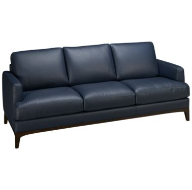 Natuzzi Editions Antonio Leather Sofa