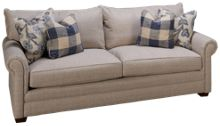 Klaussner Home Furnishings Huntley Sofa