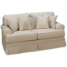 Magnolia Home Page Loveseat