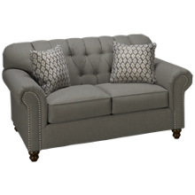 Klaussner Home Furnishings Sinclair Loveseat