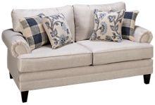 Fusion Furniture Catalina Loveseat