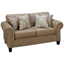 Fusion Furniture Serenity Loveseat