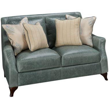 Awe Inspiring Simon Li Camden Leather Loveseat Forskolin Free Trial Chair Design Images Forskolin Free Trialorg