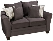 American Furniture Flannel Birch Loveseat