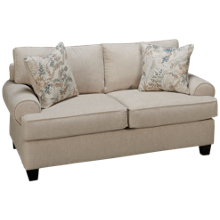 Fusion Furniture Felix Loveseat