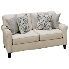 Fusion Furniture Morgan Loveseat