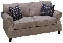 Klaussner Home Furnishings Serena Loveseat