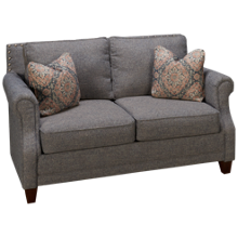 Klaussner Home Furnishings Eden Loveseat
