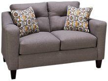 Fusion Furniture Mica Loveseat