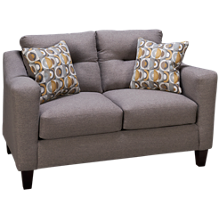 Fusion Furniture Mica Loveseat