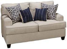 American Furniture Popstitch Loveseat