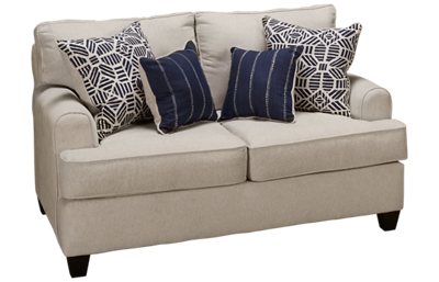 American Furniture Popstitch Loveseat