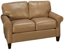 Flexsteel Westside Leather Loveseat