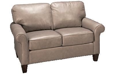 Flexsteel Westside Leather Loveseat