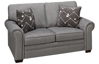 Klaussner Home Furnihings Ronaldo Loveseat