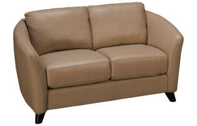Palliser Alula Leather Loveseat