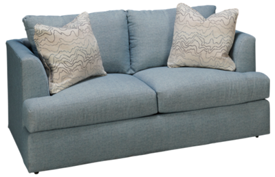 Klaussner Home Furnishings Cutler Loveseat