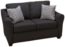 Klaussner Home Furnishings Linville Loveseat