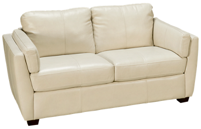 Palliser Burnam Leather Loveseat